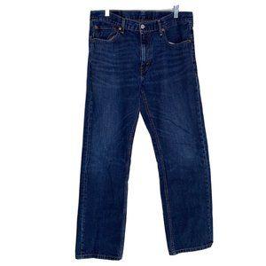 Men's Levis 559 BootCut Jeans 34 X 32
